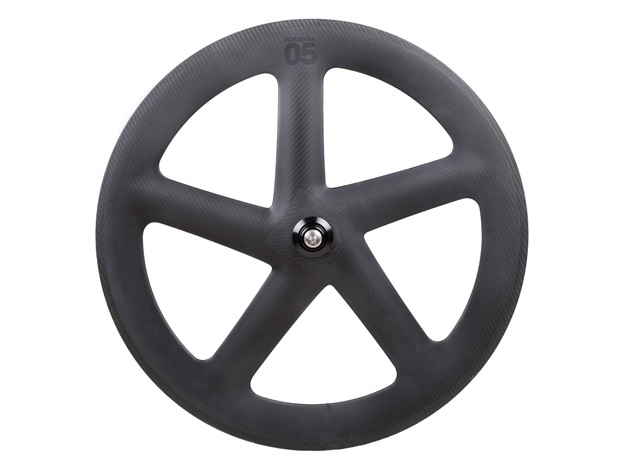 Picture of BLB Notorious 05 Full Carbon Front Wheel - Black