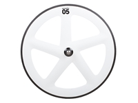 Picture of BLB Notorious 05 Full Carbon Front Wheel - White