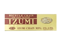 Picture of Izumi Standard Track Chain - Gold
