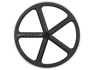 Picture of Encore Wheel - Matt Black MSW - Carbon Weave