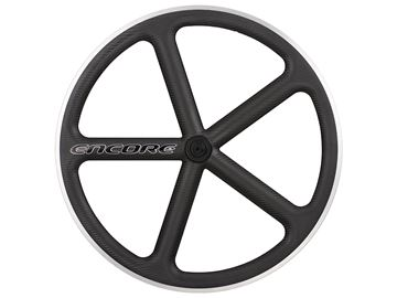 Picture of Encore Wheel - Matt Black NMSW - Carbon Weave