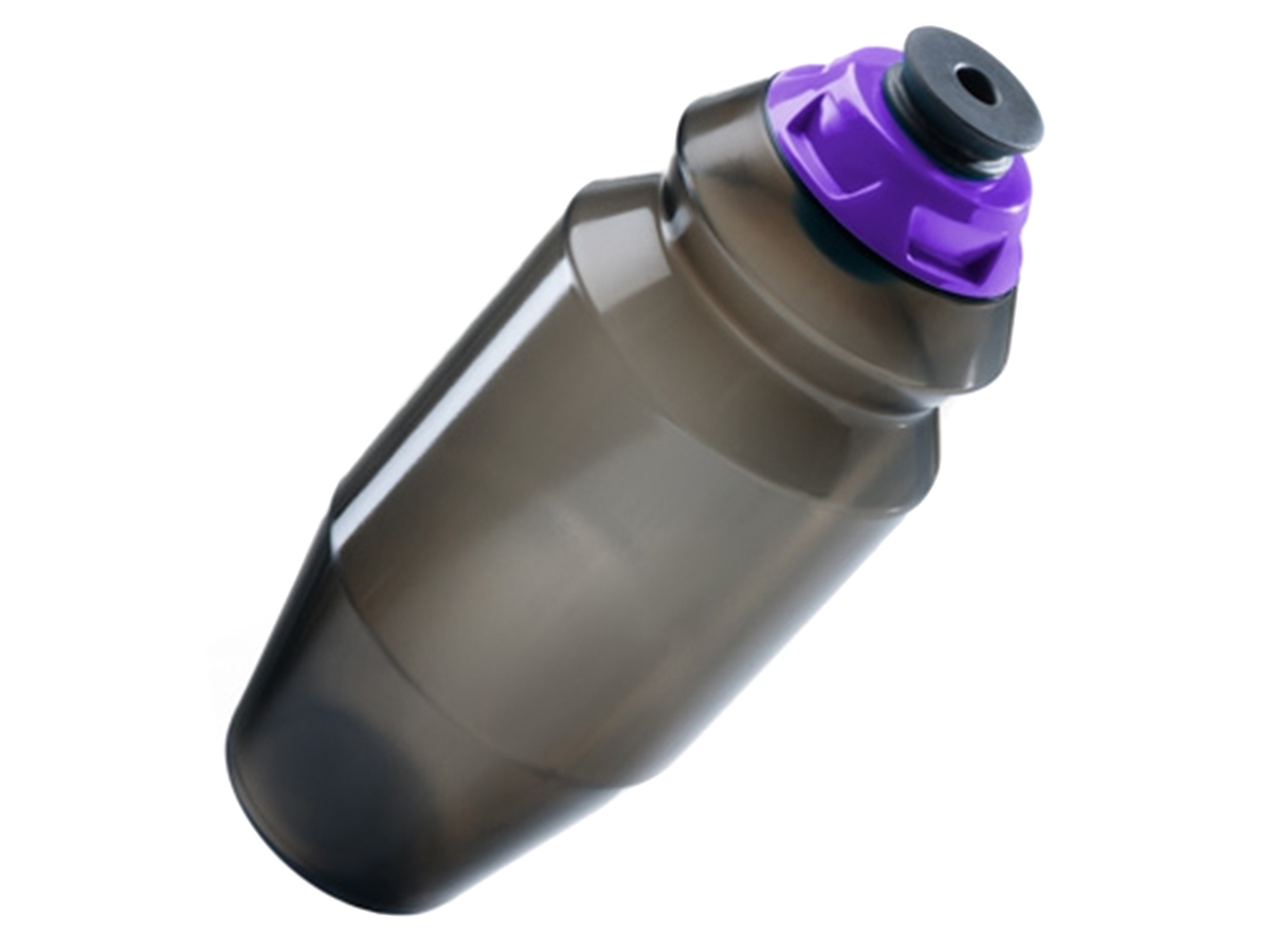 VELOCITY PURPLE BICYCLE WATER BOTTLE CAGE