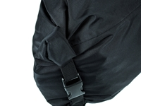 Restrap 8L Dry Bag - Black strap