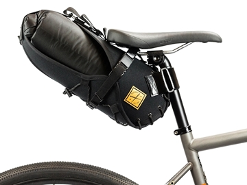 Restrap Carry Saddle & Dry bag (8L) Blk