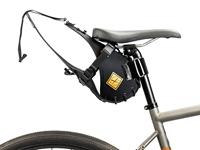Restrap Carry Saddle & Dry bag (8L) Blk