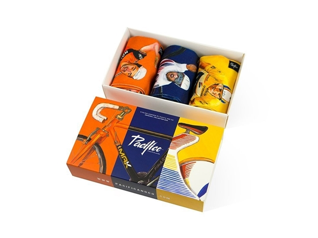 Picture of Pacific and Co - Cycling Legends (Gift Box)