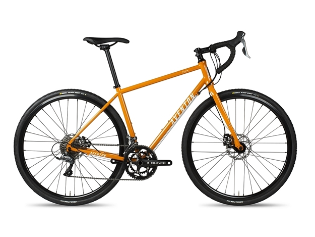 Picture of Aventon Kijote Adventure Bike - Sunset Yellow