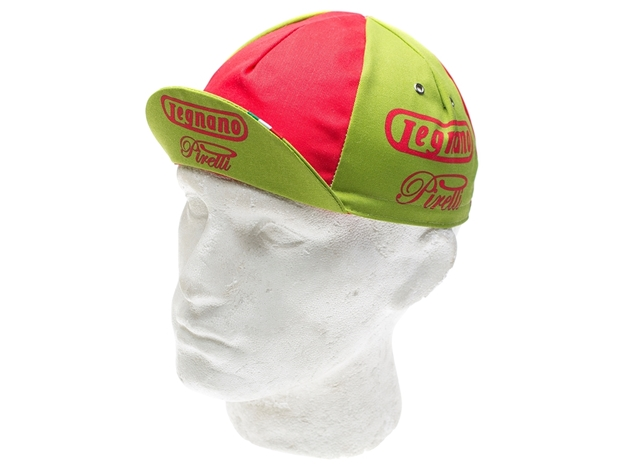 Picture of Vintage Cycling Caps - Legnano Pirelli