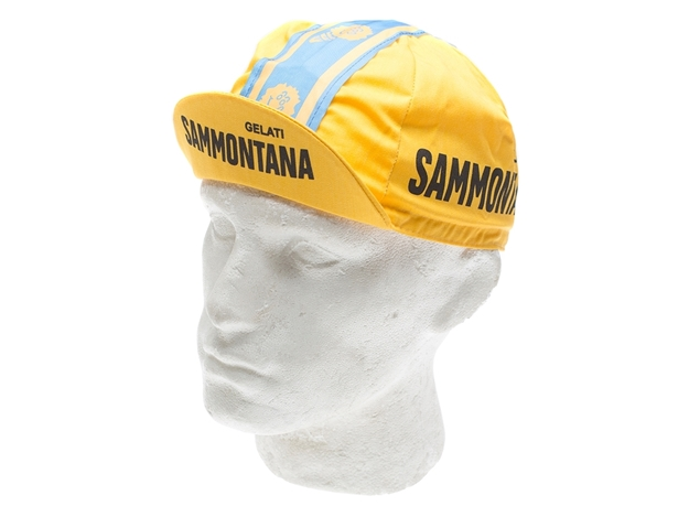 Picture of Vintage Cycling Caps - Gelati Sammontana