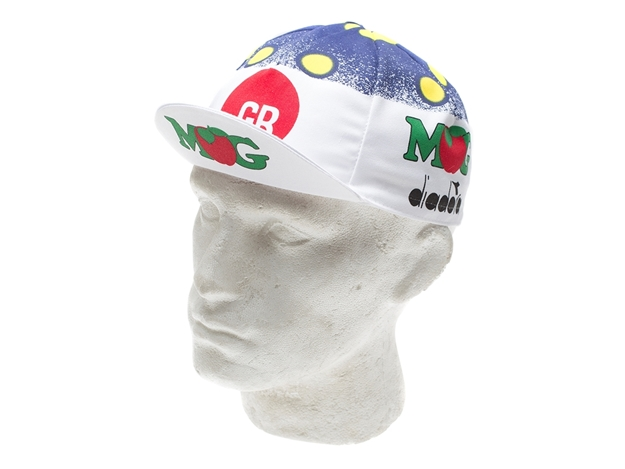 Picture of Vintage Cycling Caps - MG Diadora