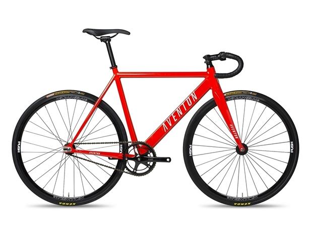 Picture of Aventon Cordoba Fixie & Single Speed Bike - Molten Orange