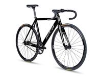 Picture of Aventon Cordoba Fixie & Single Speed Bike - Obsidian Black