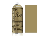 Spray.Bike Frame Builder's Metal Plating - Brass Gold