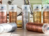 Spray.Bike Frame Builder's Metal Platings