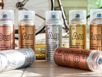 Spray.Bike Frame Builder's Metal Plating