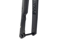Picture of Fyxation Sparta FCR All Road Tapered Full Carbon Fork - Black