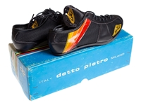 Picture of Detto Pietro Cycling Shoes - Black