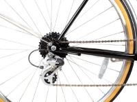 Picture of BLB Beetle 8spd Town Bike - Black