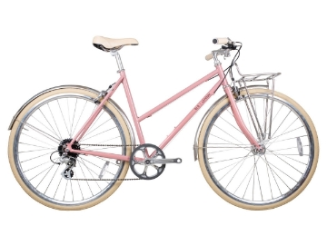 Picture of BLB Butterfly 8spd Town Bike - Dusty Pink