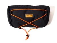 Picture of Restrap Handlebar Bag + Dry Bag + Food Pouch - Large - Black/Orange