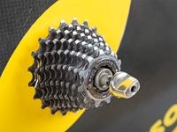 Picture of Ambrosio x Colnago Disc Rear Wheel - Black