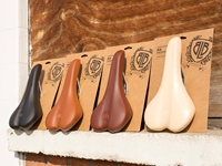 Picture of BLB Curve Race Saddle - Cream