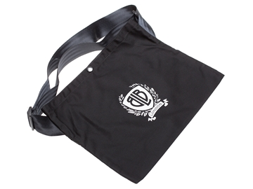 Picture of BLB Musette Bag - Black