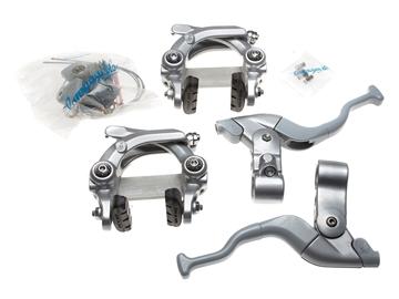 Picture of Campagnolo Q500 Centaur MTB Brake Set - Silver