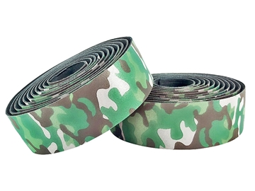 Picture of BLB Supreme Pro Reflective Bar Tape - Camo Green