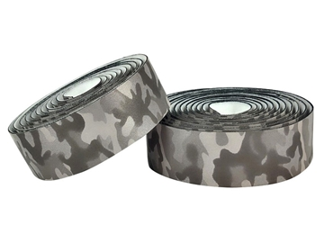 Picture of BLB Supreme Pro Reflective Bar Tape - Camo Grey