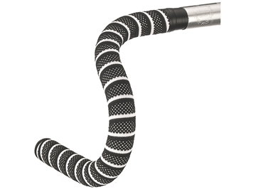 Picture of BLB Supreme Pro Woven Bar Tape - Sport Black/White