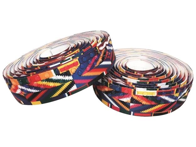 Picture of BLB Supreme Pro Ribbon Bar Tape - Multi Geo