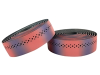 Picture of BLB Supreme Pro Reflective Bar Tape - 2 Tone Red/Blue