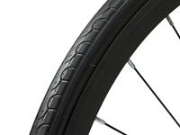 6KU Track Bike Black Wheel