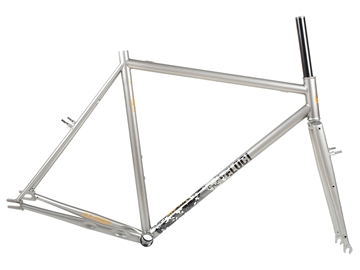 Picture of Veloci Old Street  Frameset - Metallic Grey Camo