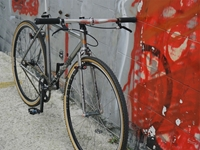 Picture of Veloci Old Street  Frameset - Metallic Grey Camo