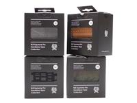 Picture of BLB Supreme Pro Faux Leather Bar Tape - Celeste/Black