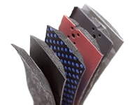 Picture of BLB Supreme Pro Reflective Bar Tape - Black (Zigzag)