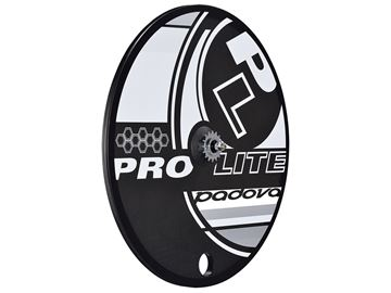 Picture of Pro-Lite Padova Full Carbon Disc Rear Wheel - Black