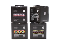 Picture of BLB Supreme Pro Woven Bar Tape - Sport White/Black