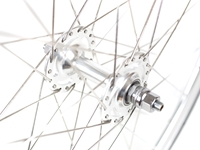 Picture of Novatec 3spd Wheel Set - Polished Silver