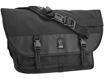 Picture of Chrome Citizen Messenger Bag - Black