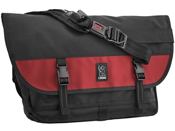 Picture of Chrome Citizen Messenger Bag - Red