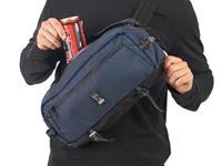 Picture of Chrome Kadet Bag - Navy