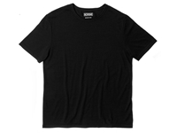 Picture of Chrome Merino 180 Tee - Black