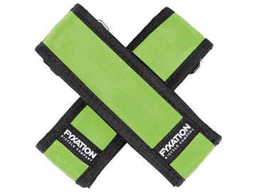 Picture of Fyxation Gates Straps - Lime Green