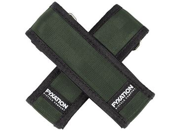 Picture of Fyxation Gates Straps - Olive Green