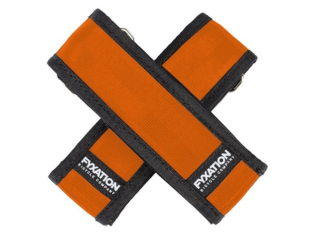 Picture of Fyxation Gates Straps - Orange