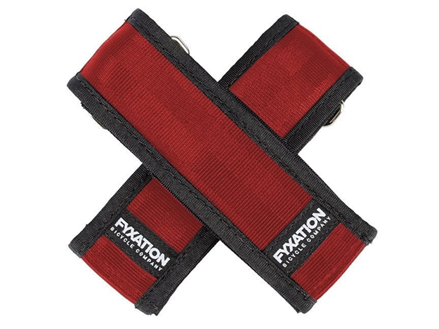 Picture of Fyxation Gates Straps - Red