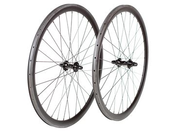 Picture of BLB Notorious 38 Wheelset - Black MSW